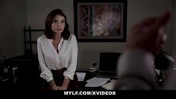 MYLF - Big Titty Tattooed MILF (Ivy Lebelle) Takes a Big One
