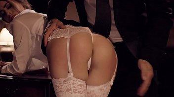 Submissive Secretary Serves Her Boss - Jill Kassidy