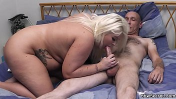 Wife finds him cheating with bbw