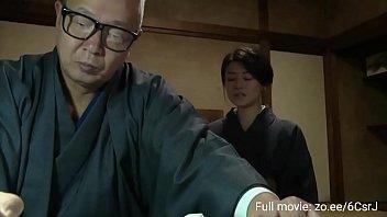 پڑوسی بڑے ڈک کے ساتھ خوبصورت جاپانی بیوی کا معاملہ