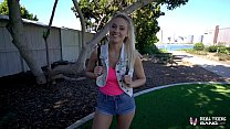 Ex-Mormon Blonde Teen Addie Andrews Fucking Hard
