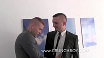 the pornstar JORDAN fuck a gay at the hotel in suit class