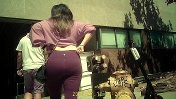 beautiful asian, great panty lines