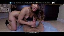 BaDoinkVR Fappy Hour With Horny Teen Bartender Uma Jolie