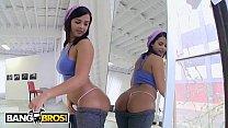 BANGBROS - PAWG Keisha Grey Takes Big Black Cock From Rico Strong