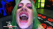 Phoenix Madina the Tattooed Cum lover - German Goo Girls