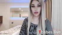 Amazing webcam star tranny shows her ass and masturbates till she cums