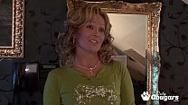 Mature Cougar Lets A Lucky Young Man Piss All Over Her 29 min