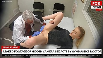 FCK News - Leaked Footage Of Doctor Fucking His Blonde Patient 10 min
