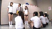 Tanári fizikai nevelés és szex a japán lányoknak 7 min