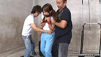 Rika Kawamura can't stop moaning while getting to cum