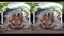 Naughty America - Surprise birthday party turns into a foursome!