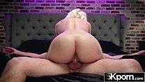 5KPorn - Blonde Spinner Naomi Nash in 5K Hard Sex 15 min