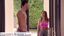 Jenna (Ella Knox) fucks her best friend's boyfriend 14 min