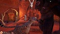 game new Wild Life Build 3d sex furry minotaur leopard animation