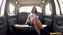Fake Taxi Brunette with big boobs and shes a squirter 12 min