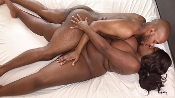 Ebony Couple Have Passionate Sex | Fan Custom Preview | BBW