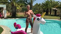 Fun in the pool for XVideos