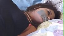 Cute Teen abducted, Bound, Gagged, Played with until the End.