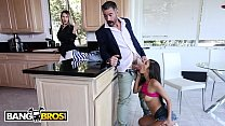 BANGBROS - Sexy Teen Gianna Dior Fucks Her Stepdad Charles Dera On His Bday