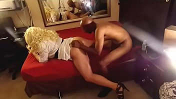 Sexy Thick Blondie Getting BBC In Her Ass