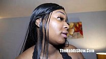 introducing candy rain 19yr chocolate newbie about to get stretched