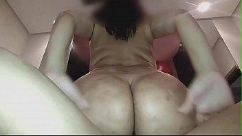 Esposa não aguentou dupla penetração