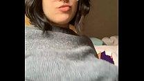 Novinha peituda se mostrando para mais vídeos dela acesse http://eunsetee.com/D0Oy