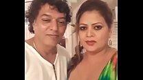 Sapna Sappu telling fans about upcoming series   deep cleavage   massive boobs   seductive