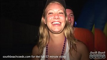blue bikini contest then d. epic foam party