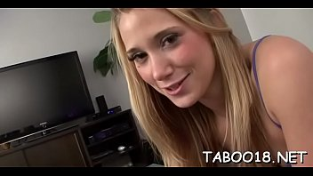 Naughty hottie Shelby Paige gets rough plowing