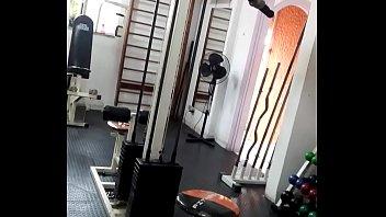 Tesão na Musculação