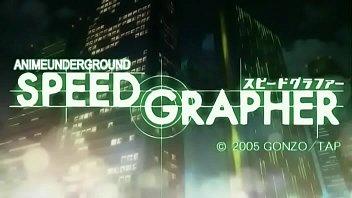 Speed Grapher episodio 9 sub español