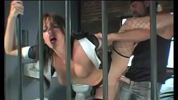 Mature dangerous biker shows the ropes of legal matters his pretty sucking lawyer Missy Monroe in the birdcage