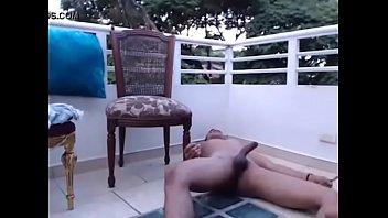colombiana pillada teniendo sexo