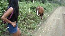 HEATHERDEEP.COM Thai Teen Peru to Ecuador horse cock to creampie 63 min