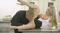 Private.com - Sexy Alessandra Jane Fucked By Throbbing Cock! 11 min