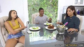 Stepmom Bridgette B Meets With Her Stepdaughter's New Boyfriend