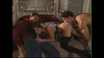 Brandi Lyons is hotel visitor , her room is equipped with hidden cameras by voyeuristic hotel staff who are broadcasting her forbidden affair with two married guys at one time