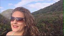 Kellenzinha vai a praia de nudismo da Galheta e abre o verbo assista o video completo no nosso canal do YouTube Kellenzinha Sem Segredos