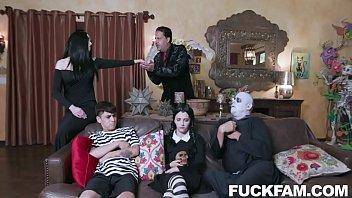 Kate Bloom, Audrey Noir Addams Family Orgy