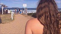 """Video do nosso canal no YouTube """"Kellenzinha Sem Segredos"""" - O que rola na Praia de nudismo?"""