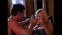 Sex columnist Karina helps cute girl Brittney Skye to organize the best romantic dinner with man of her dream
