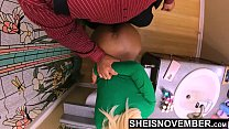 Step Daughter Pussy Feels Tighter Then Her Mother, Fauxcest Tearing Msnovember Skinny Black Cunt Apart And Big Butt Doggystyle on Sheisnovember 4k 2 min