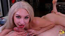 Skylar Vox Can You Hold Your Nut? aka Dylann Vox POV Fuck Movie Skylar Finished the Job with a HUGE CUM LOAD all over her pretty face!
