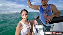 i. Cuban Immigrant Tricked Into Sex On a Boat - Vanessa Sky