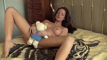 Naughty Yanks Janessa's Teddy Bear Hump