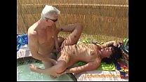 Dixies Trailer Park Pool Bar SLUT