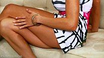 Busty Penthouse Star Ariella Ferrara so Horny She Fucks her neighbor Bare Back