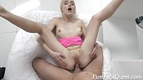Hard Anal Loving and a Creampie for Cory Love